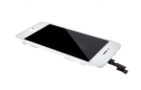 iPhone SE - Display weiß (inkl. Touch und LCD als kompletteinheit)