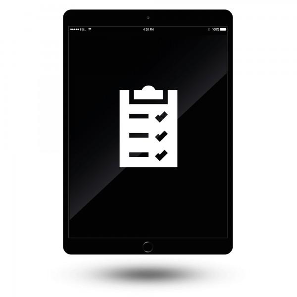 """iPad 9.7"""" (2018) Kostenvoranschlag"""