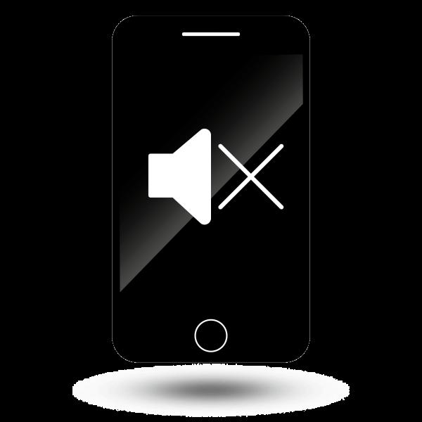 iPhone X Stumm Schalter Reparatur / Austausch