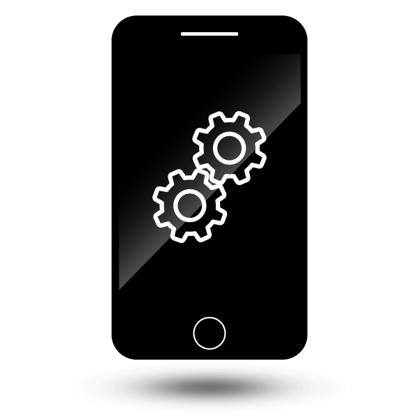 iPhone 4S Software Behandlung