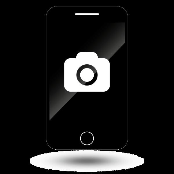 iPhone XS max Rückkamera Glas Reparatur / Austausch