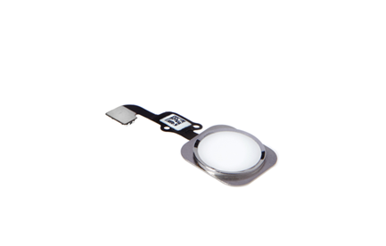 iPhone 6 Plus - Homebutton silber