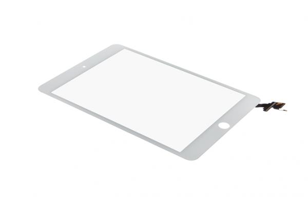 iPad mini 3 - Displayglas inkl. Touch weiß