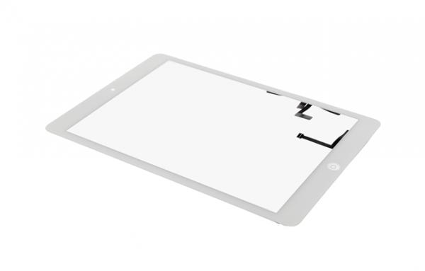 iPad Air 1 - Displayglas inkl. Touch weiß