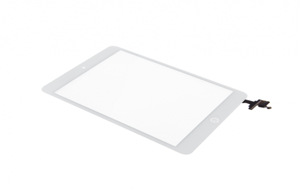 iPad mini 2 - Displayglas inkl. Touch weiß