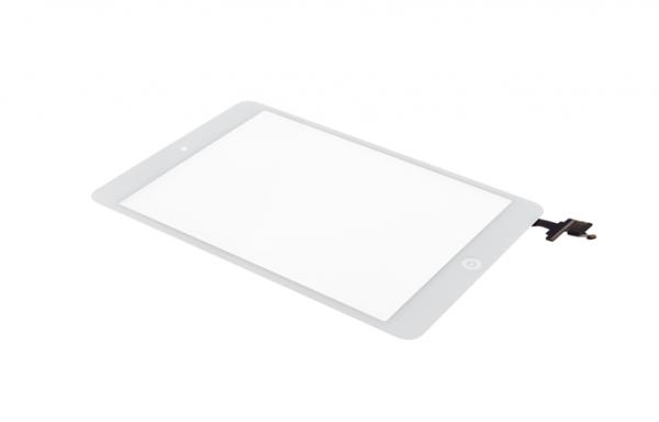iPad mini 2 - Displayglas inkl. Touch weiß