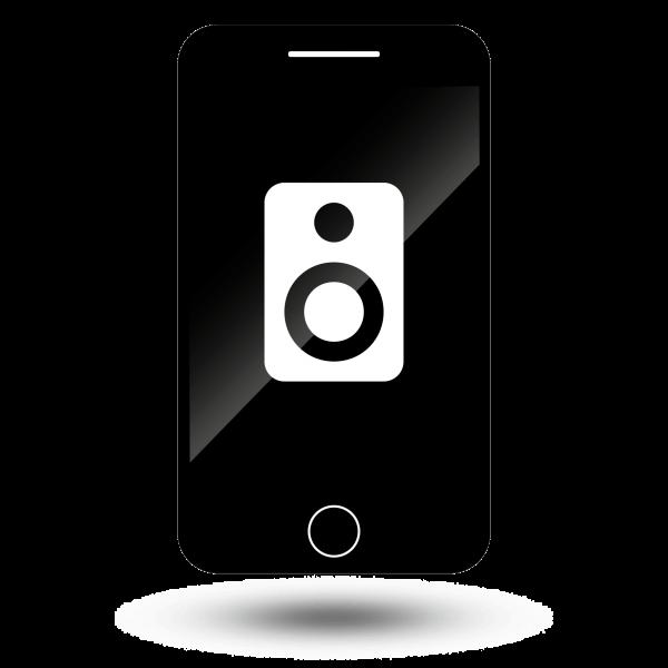 iPhone 4S Lautsprecher Reparatur / Austausch
