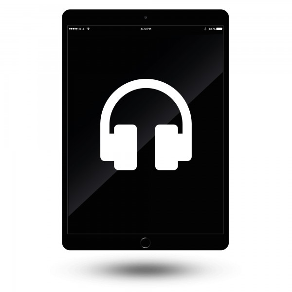 iPad 4 Kopfhöreranschluss Reparatur / Austausch