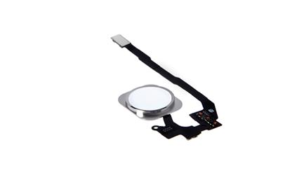 iPhone SE - Homebutton und Homebutton Flex - Silber