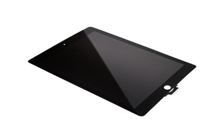 iPad Air 2 - Komplettdisplay inkl. Touch und LCD schwarz