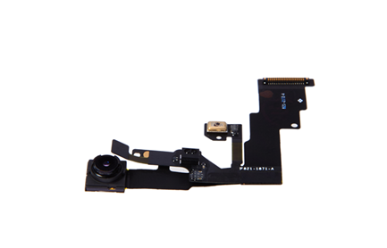 iPhone 6 - Frontkamera / Frontmikrofon (Geräuschunterdrückung) / Lichtsensor / Annäherungssensor