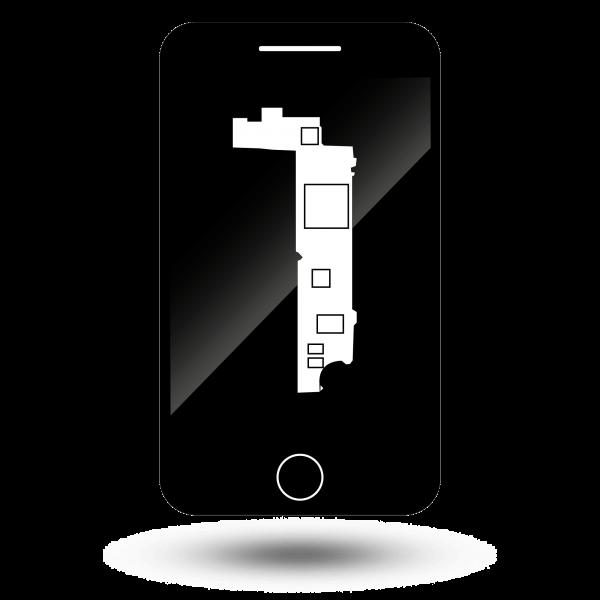 iPhone XS max Reparatur des Logicboards (Hauptplatine)
