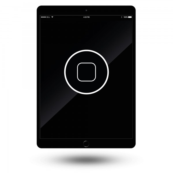 iPad Air 1 Homebutton Reparatur / Austausch