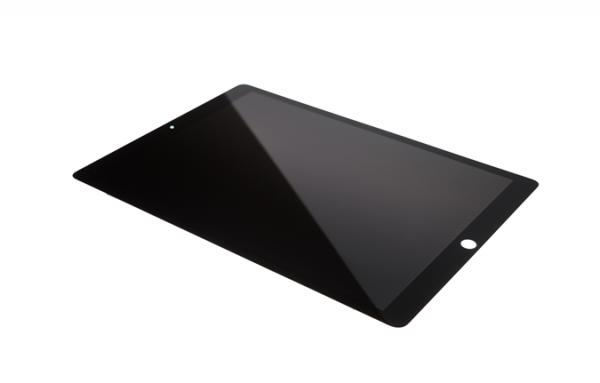 "iPad 9.7"" (2017) - Displayglas inkl. Touch schwarz"