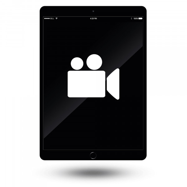 iPad Air 1 Rückkamera Reparatur / Austausch