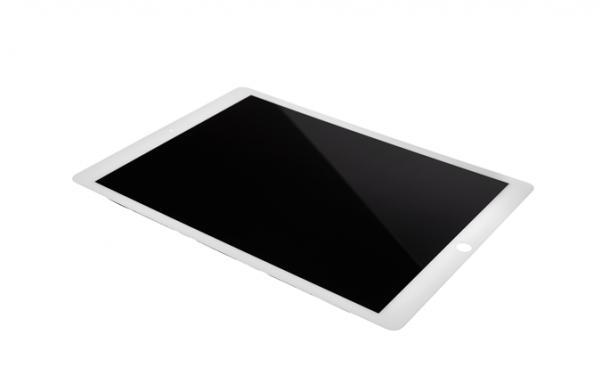 "iPad 9.7"" (2017) - Displayglas inkl. Touch weiß"