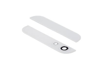 iPhone 5 - Rückkamera Glas / Abdeckung weiß