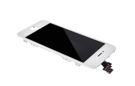 iPhone 5 - Display weiß (inkl. Touch und LCD als kompletteinheit)