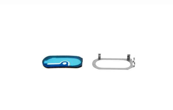 iPhone 7 Plus - Rückkamerahalter / Schaumstoff