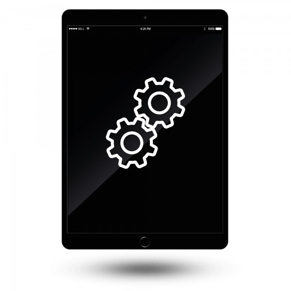 iPad 4 Software Behandlung